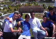 Miembros del Club Everest de Maddaloni, Italia
