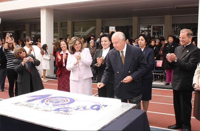 100 años del colegio Maddox.