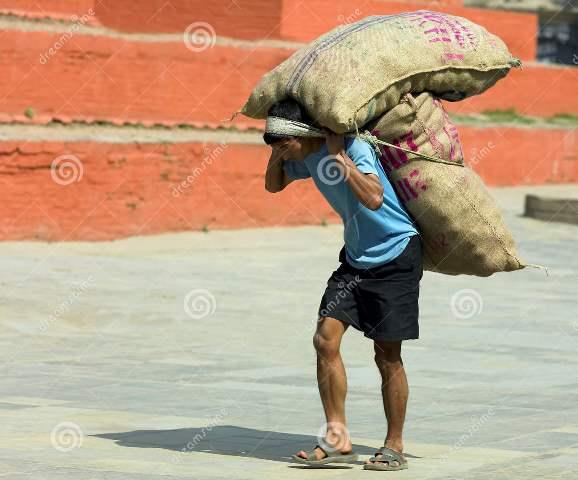 Solo cuando voluntariamente le entregues esa carga, Él la tomará y la cargará sobre Sus hombros.