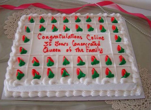 35º aniversario de consagracion de Celine Kelly - Regnum Christi
