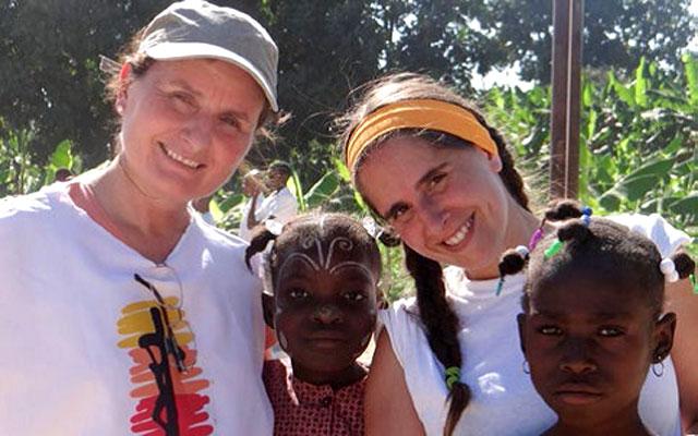 Misionando en Haití
