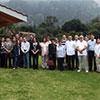 Participantes en la convención nacional.