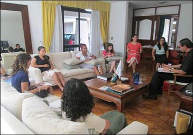 Colaboradoras de Brasil 2014