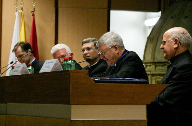 Congreso en Roma