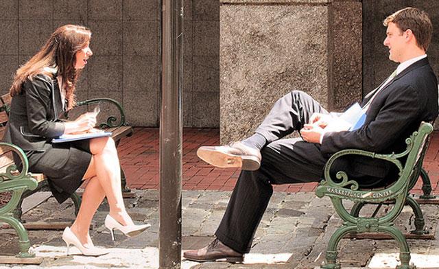 Monopolio de la conversación