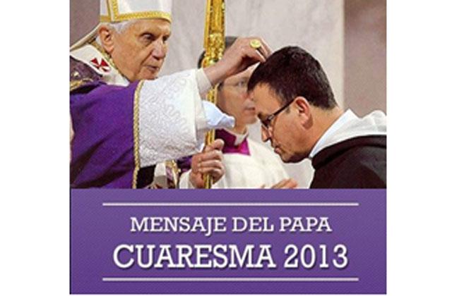 Cuaresma 2013