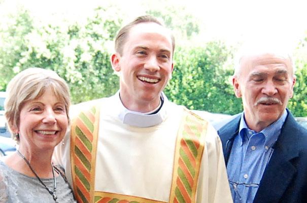 Fr. Andrew Dana Dalton LC.
