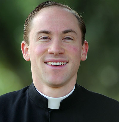 Fr. Andrew Dana Dalton LC.