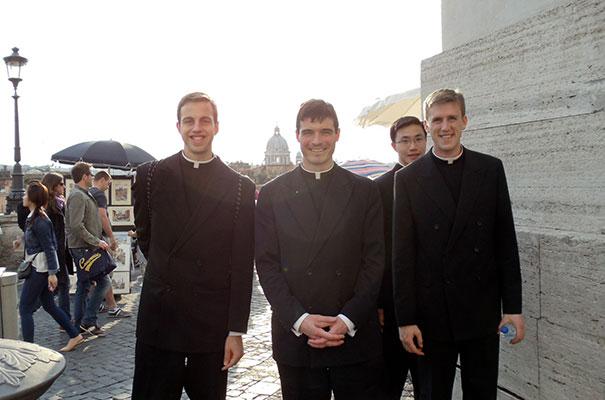 Fr. Stephen Dardis LC.
