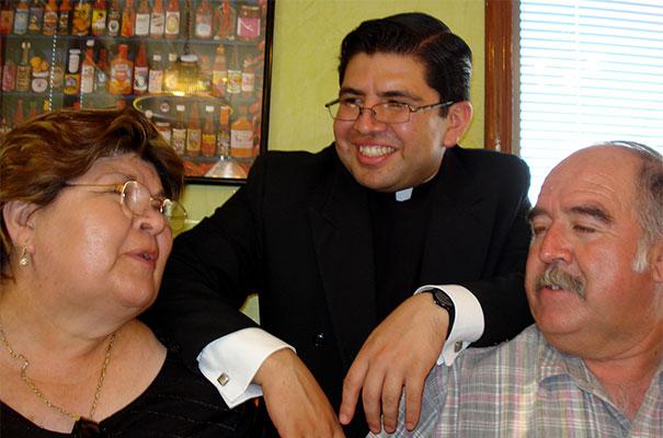 P. Jesús Ángel López Mijares, L.C.