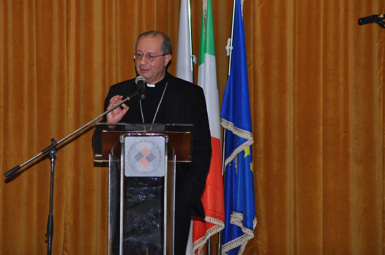 Mons. Bruno Forte, Arcivescovo di Chieti - Vasto