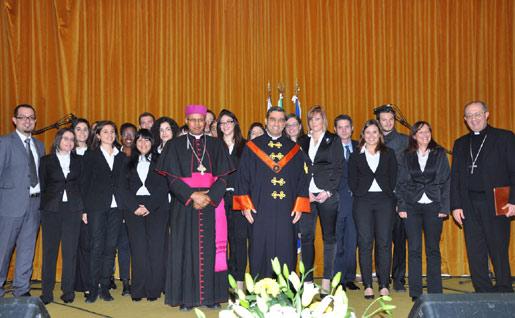 Università Europea di Roma inaugurazione AA 2011-12