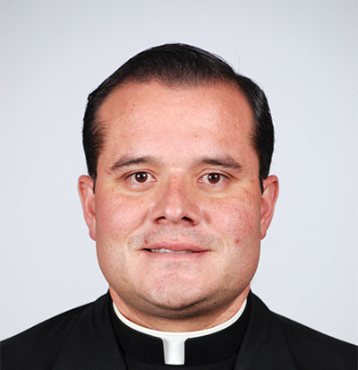 P. Juan Carlos Gómez, L.C.