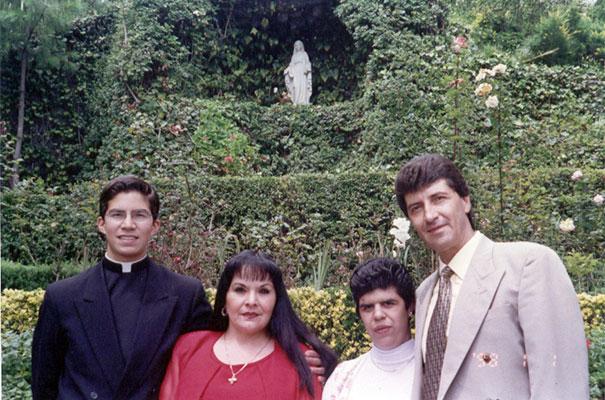 P. Agustín Rangel Cifuentes, L.C.