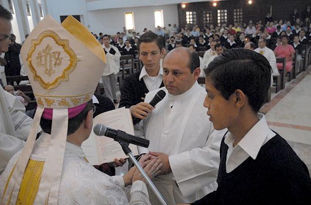P. Juan Manuel Flores Hernández L.C.