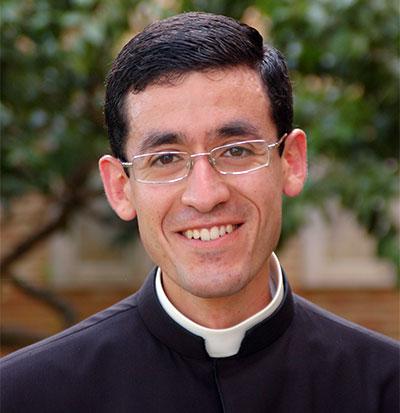 P. Raúl de Praga González Sánchez L.C.