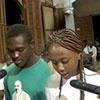 Reginaldo y Marta, dos jóvenes de Guinea Ecuatorial que decidieron formar parte del Regnum Christi.