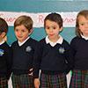 Pequeños alumnos del Highlands Sevilla