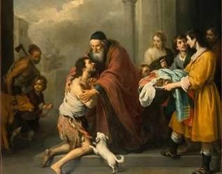 Un Dios que es Padre amoroso, que busca a la oveja perdida, que espera al hijo que se marcha de casa, que sale al encuentro del hijo que no se alegra por su misericordia.