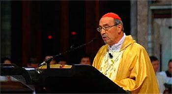 homilía ordenaciones 2012