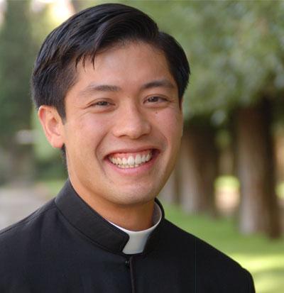 Fr. Jason Khang Huynh LC.