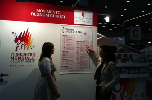 Fiera delle famiglie, Milano 2012.