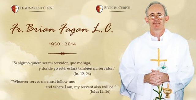 P. Brian Fagan, LC