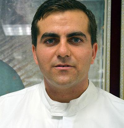 P. Santiago Jerez García L.C.
