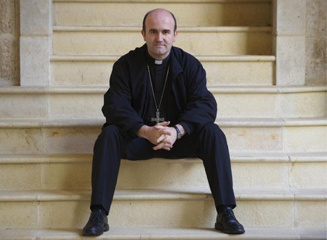 Mons. José Ignacio Munilla, obispo de la diócesis de San Sebastián (España).