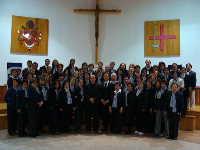 Directores de las sedes de la Escuela de la Fe