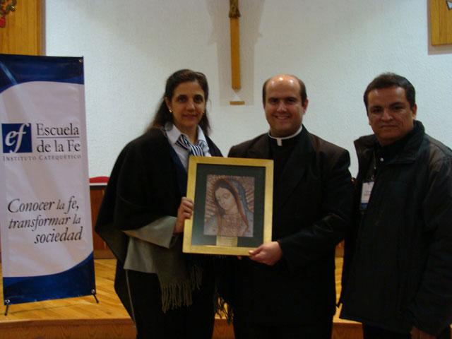 Sede de la Escuela de la Fe de El Salvador.