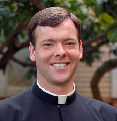 Fr. Jeremy Desmond Lambert LC.