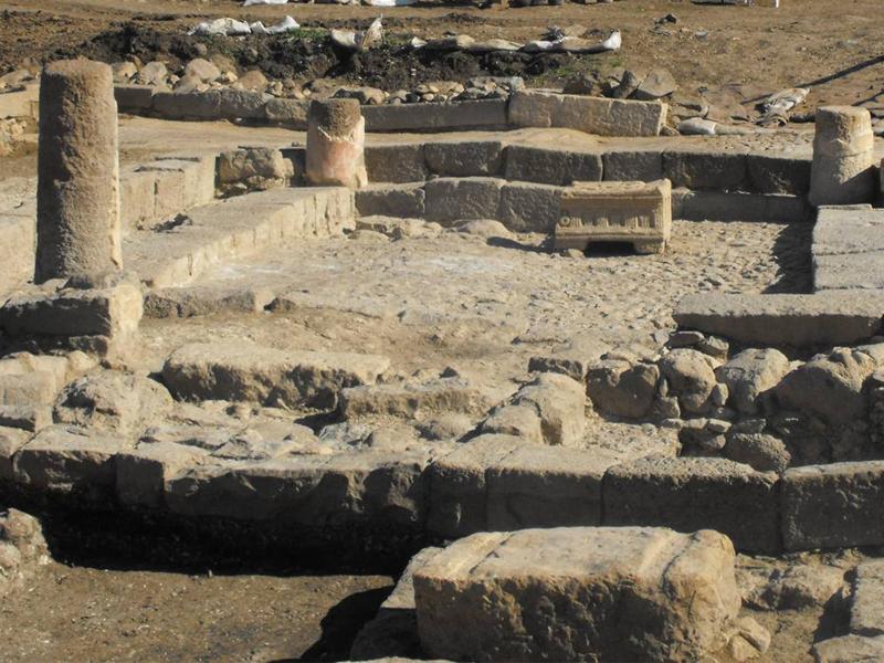 La Synagogue de Magdala