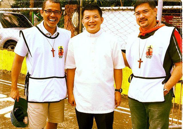 Misioneros en Filipinas