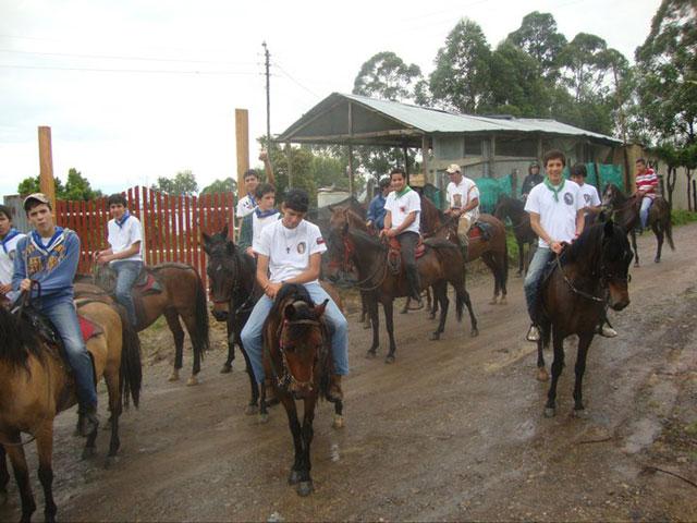 Misiones en Colombia
