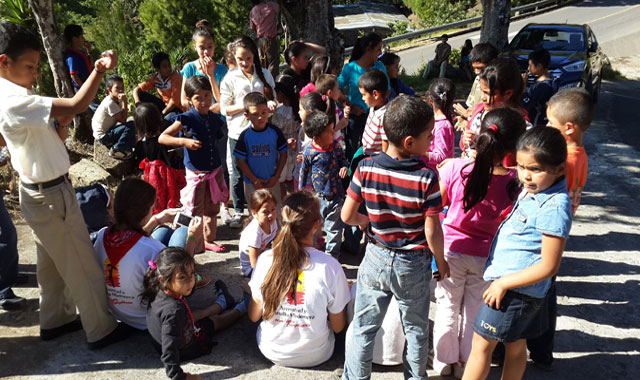 Misiones en Nicaragua