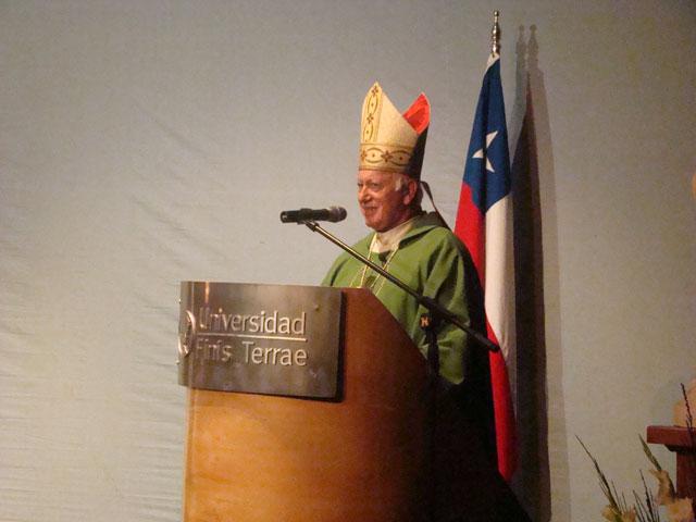 Mons. Ricardo Ezzatti