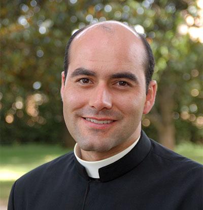 P. Carlos Moreno Marrón L.C.