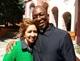 El P.Cyril Ike Ofoegbu con la Sra. Beatriz Carreño (responsable de la Escuela de la Fe de Guadalajara Bugambilias) que fue su traductora durante las junta anual 2014.