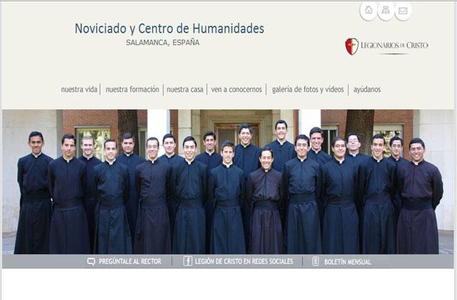 Novicios y humanistas de Salamanca.