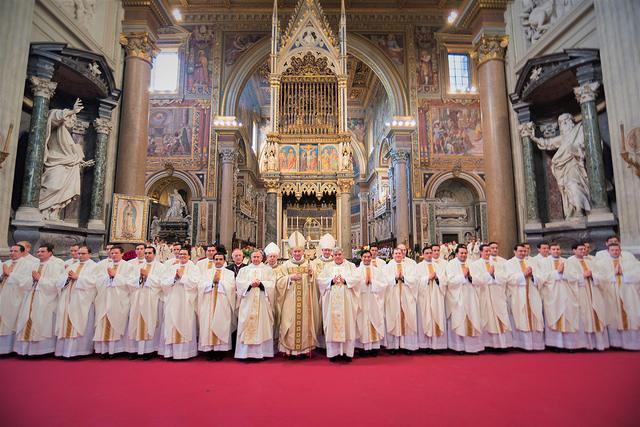 Ordenação sacerdotal 2016