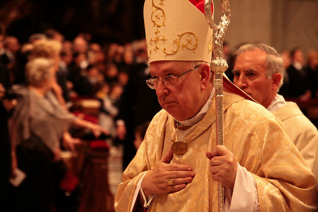 Mons. Fernando Vérgez, L.C.