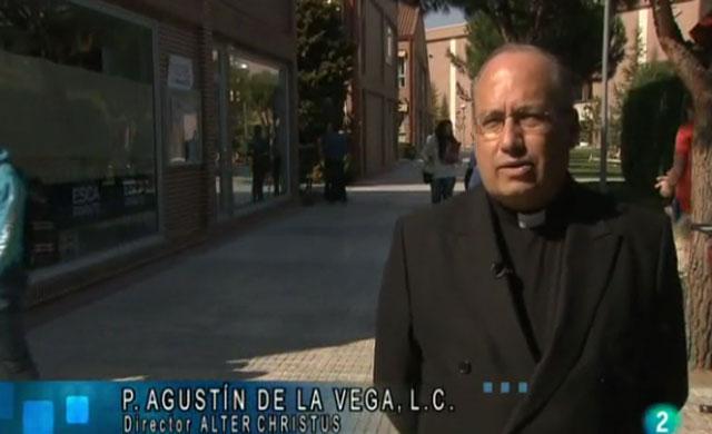 P. Agustín de la Vega, L.C.