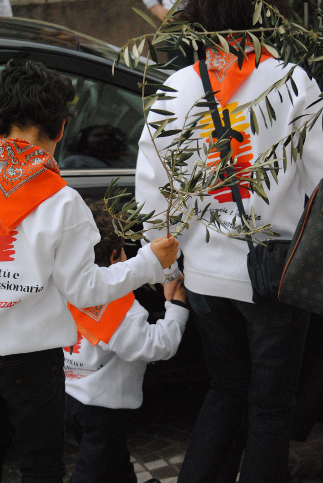 Missionari della Settimana Santa, Roma 2011.