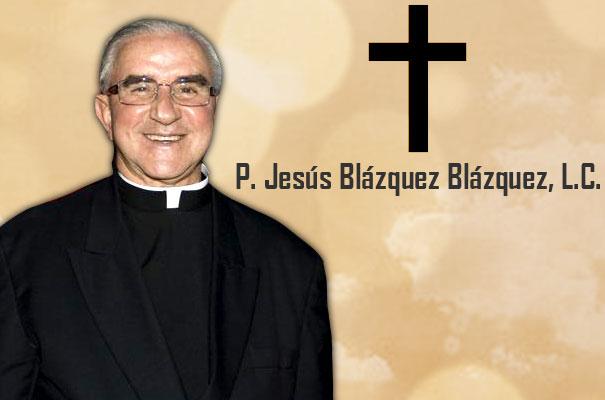 Padre Jesús Blázquez