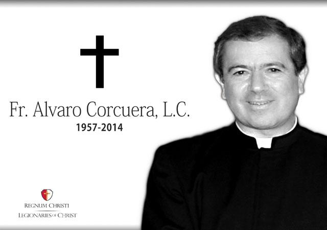 Fr. Alvaro Corcuera, LC