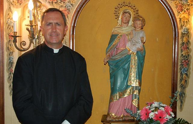 P. Jesús María Delgado, LC