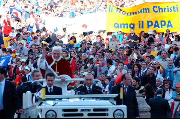 Benedicto XVI RC