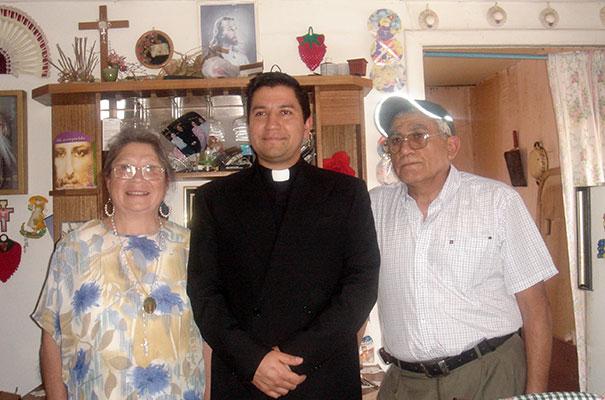 P. Juan Jesús Riveros Lizama L.C.