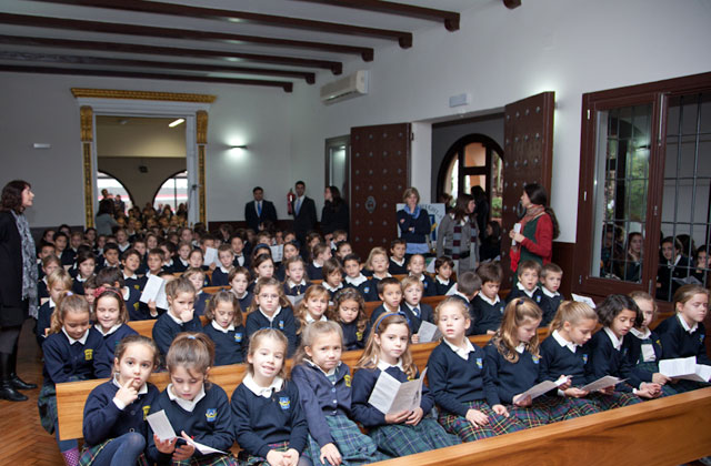 Misa de inauguración